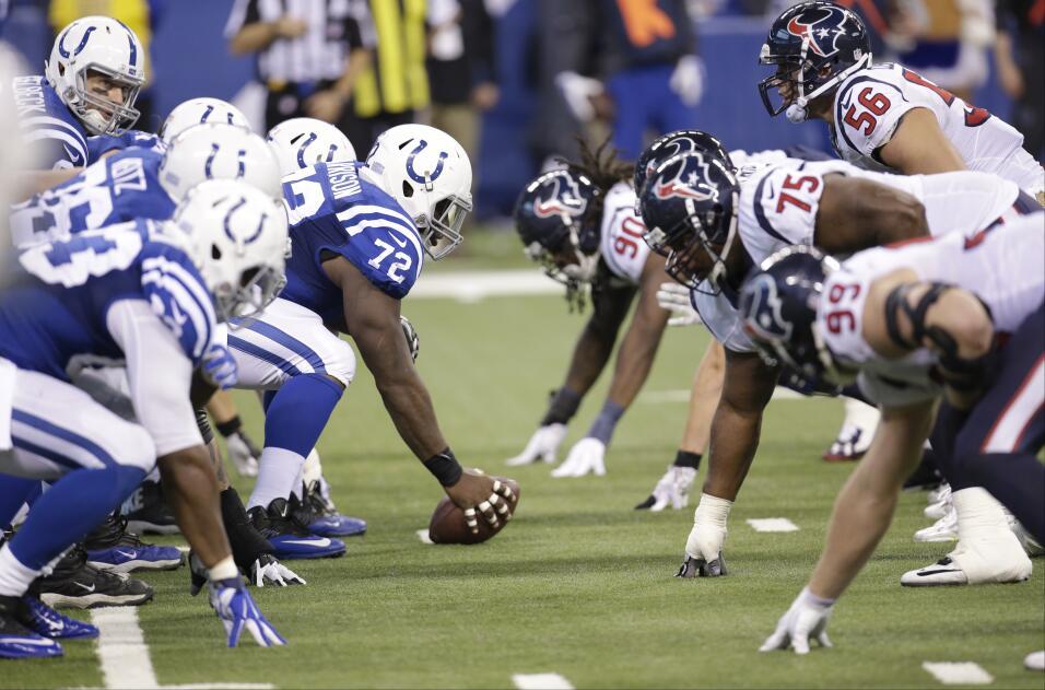 Los Houston Texans vencieron 16-10 a los Indianapolis Colts por lo que a...