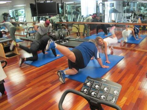 Raúl de Molina es un apasionado del ejercicio, por eso acept&oacu...