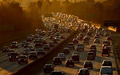Los Ángeles, la ciudad más congestionada del mundo