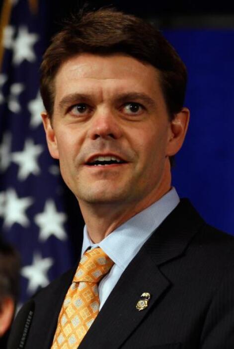 El director de Inmigración y Aduanas de EU, John Morton dijo que el agen...