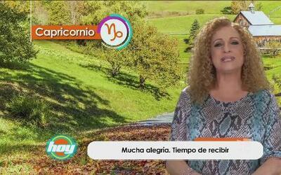 Mizada Capricornio 25 de mayo de 2016