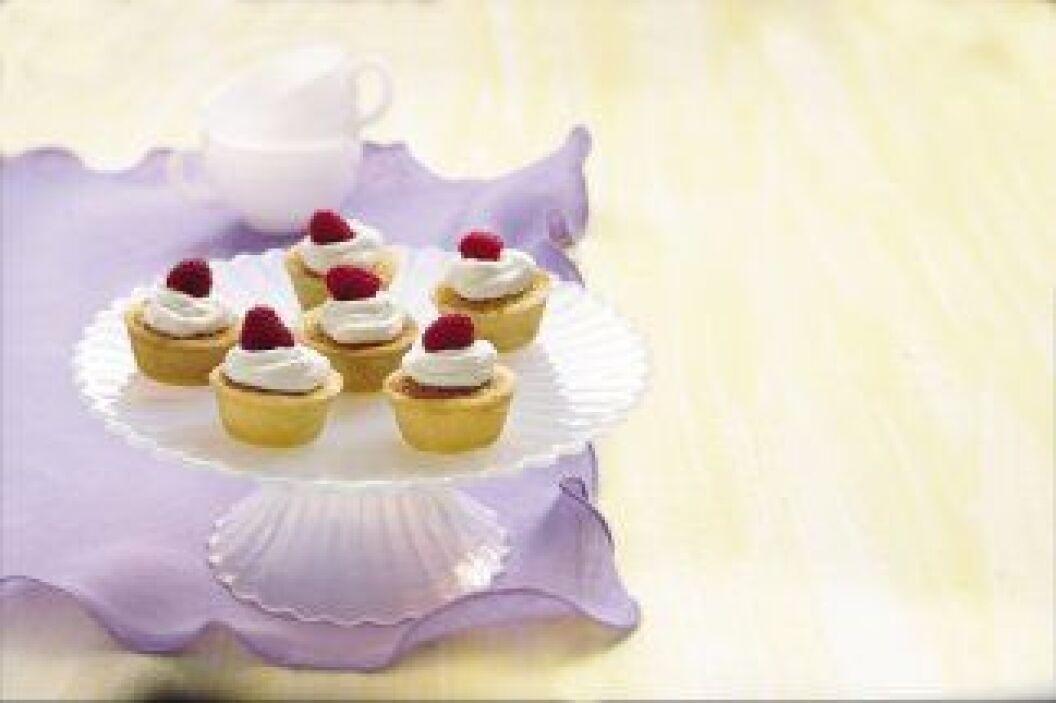 Tartaletas de almendra y amaertto: Las Tarteletas son un clásico de la c...