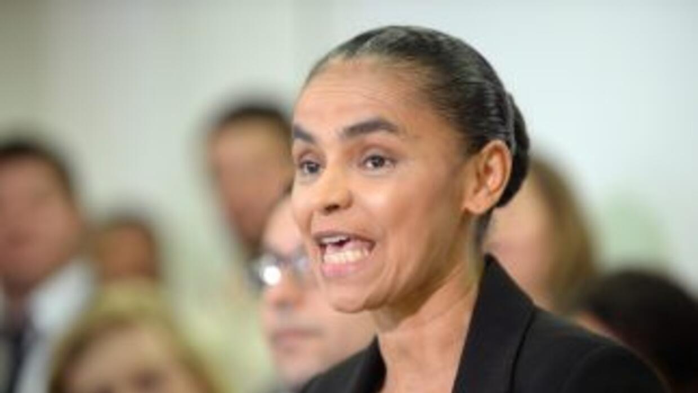 Tras la muerte de Campos, la líder ecologista es vista como candidata na...
