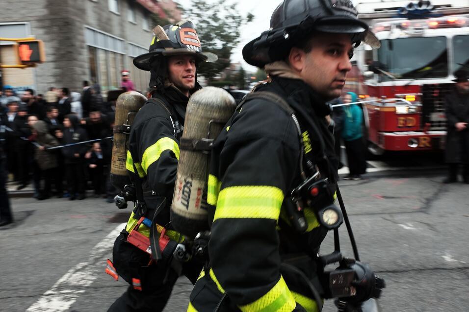 Explosión en NY
