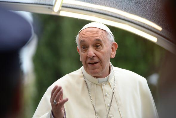 El papa peregrinó el viernes en el poblado de Asis, Italia, siguiendo lo...