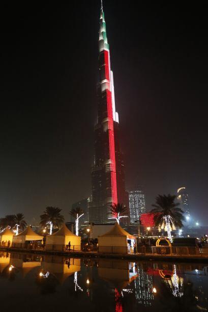 Dubai incluso rompió un récord con su celebración.