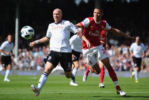 E otros encuentros de la última fecha de la Premier, Arsenal enfr...