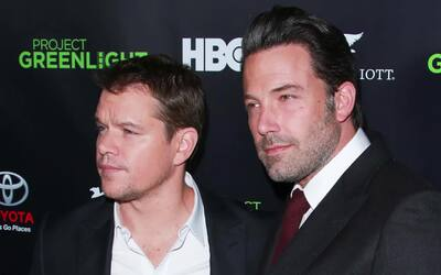 Ben Affleck y Matt Damon recibirán el premio 'Guys of the Decade'