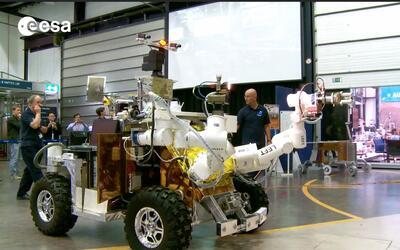 Espacio a Tierra:  a bordo de la Estación Espacial