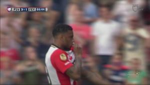 PSV Eindhoven 3-1 Feyenoord: El PSV vino de atrás para sacar los 3 puntos