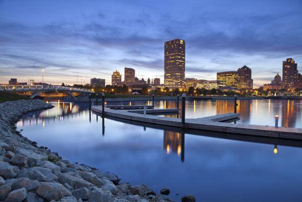 Wisconsin - Índice 58.7 - Preescolar: 44.3% edades 3 y 4 inscritos en la...