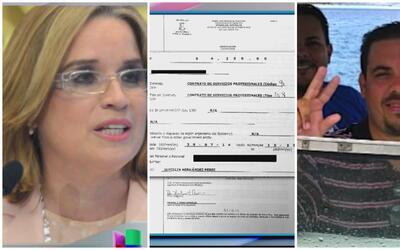 Carmen Yulín responde a contrato de hermana de Anaudi en San Juan