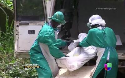Declaran estado de emergencia en África por virus del ébola