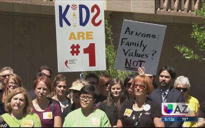 Piden al gobernador y a la legislatura seguros para niños