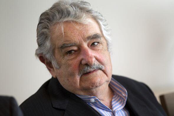 El carismático presidente de Uruguay, José Mujica, tiene una popularidad...