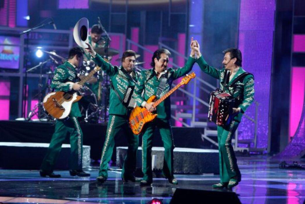 Los tigres del Norte es un grupo de música regional mexicana. Es una de...