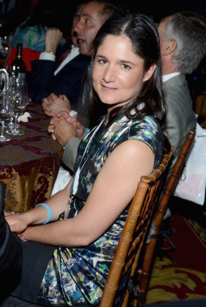 Lorena Ochoa, exgolfista mexicana que fuera alguna vez la número uno del...
