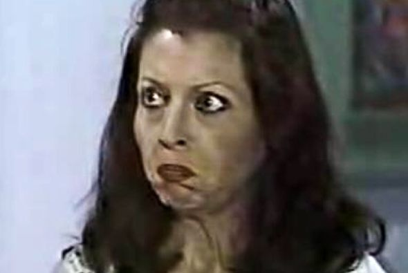 """Judith Velasco actuó en telenovelas como """"Cuando Los Hijos se Van"""" y """"Ma..."""