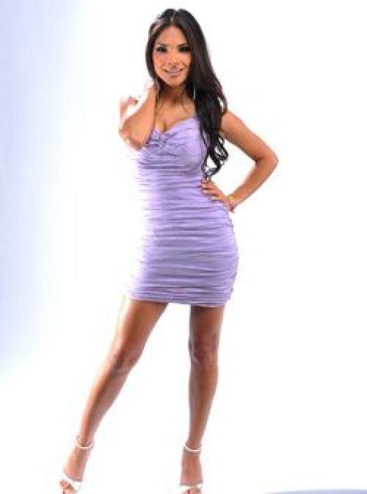 """La ganadora de """"Nuestra Belleza Latina 2007"""" dejó su corona, pero se adu..."""