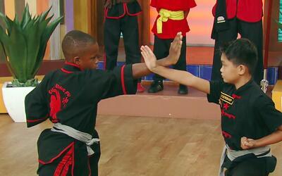 Conoce los beneficios de las artes marciales como el Kung Fu