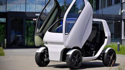 El auto que quisieras tener cuando debes estacionar en espacios pequeños