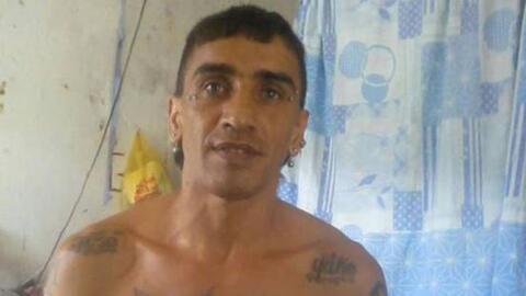 Gabriel Herrera, el presunto agresor.
