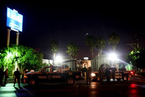 Los cuerpos de 11 personas que fueron encontrados en distintos municipio...