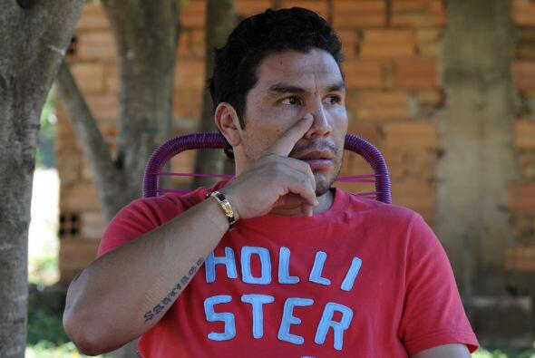 Actualmente Salvador está inmerso en un juicio en contra del Am&e...