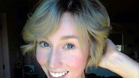 Zuzu Renee Verk de 22 años de edad, está desaparecida desde el 12 de oct...