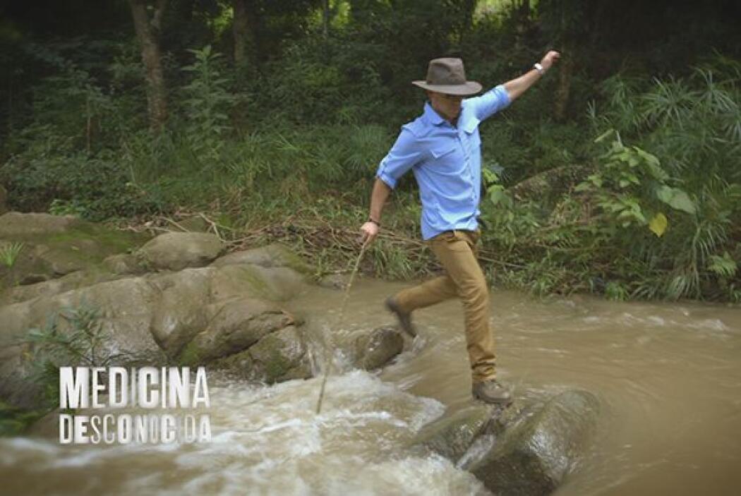 En otra gran aventura de Medicina Desconocida, el doctor Juan Rivera emp...