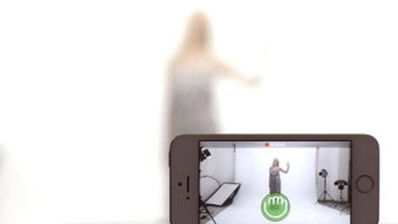 Con GoCam puedes tomarte fotos a distancia. (Foto: CrunchFish)
