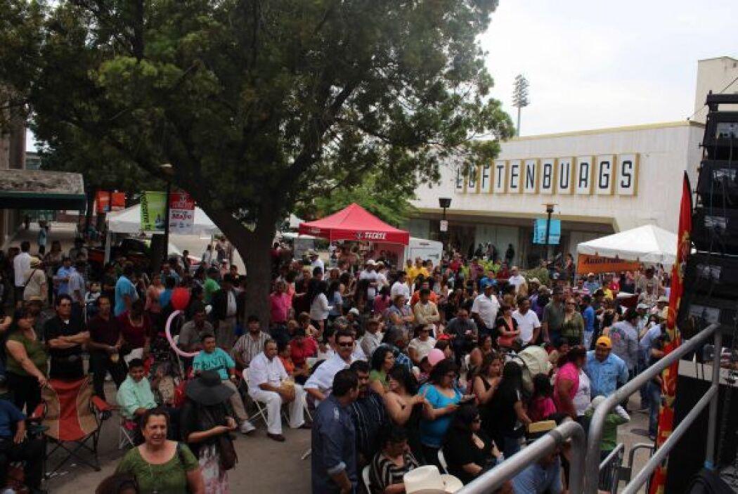 Festival Cinco de Mayo en fresno