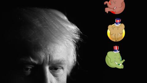 Los republicanos están en una encrucijada: cómo apoyar a Trump sin liqui...