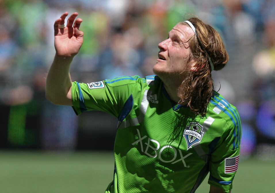 Erik Friberg, Seattle Sounders