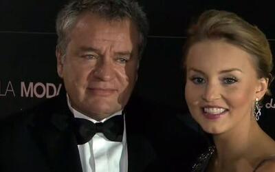 Sospechan que Angelique  Boyer y 'El Güero' Castro se casaron