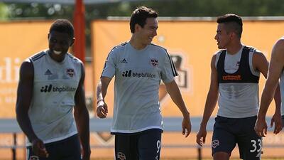 "Erick ""Cubo"" Torres, Houston Dynamo"
