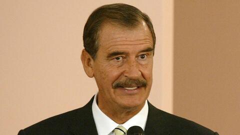 Vicente Fox insiste en que México no pagará por el muro con EEUU