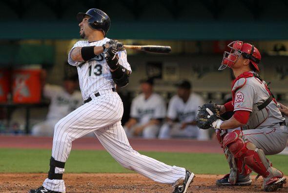 Mención honorífica: Omar Infante: El segunda base de Florida tuvo un pro...