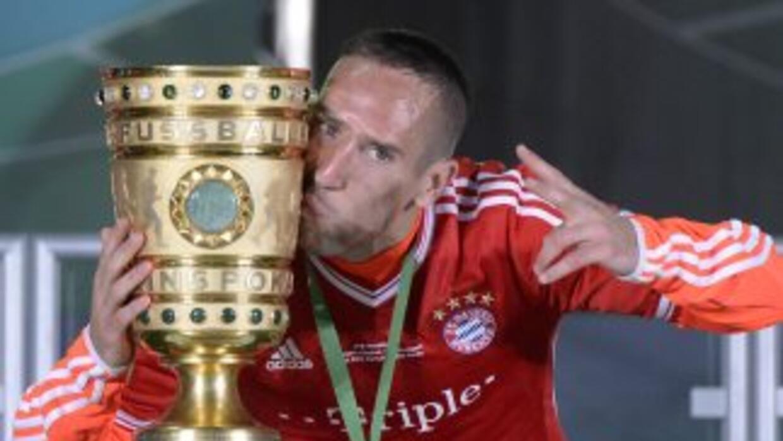 El mediocampista francés espera jugar en el Bayern todos los años que le...