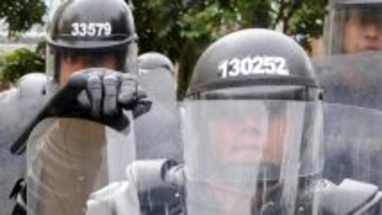 Dos policías murieron tras un ataque a balazos atribuido a guerrilleros...