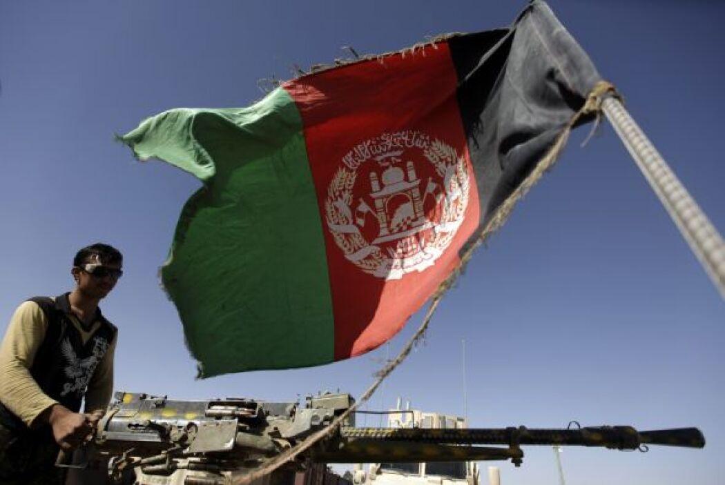 Entre los países con los últimos lugares figuran Afganistán, Myanmar e I...