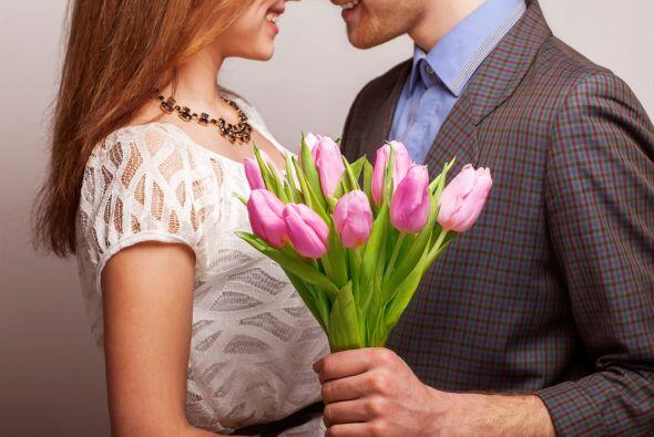 Aries Cardos, madreselvas, y tulipanes Entre las flores que armonizan el...