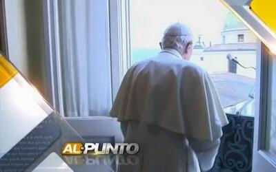 Un adelanto de la Edición Especial de Al Punto desde el Vaticano