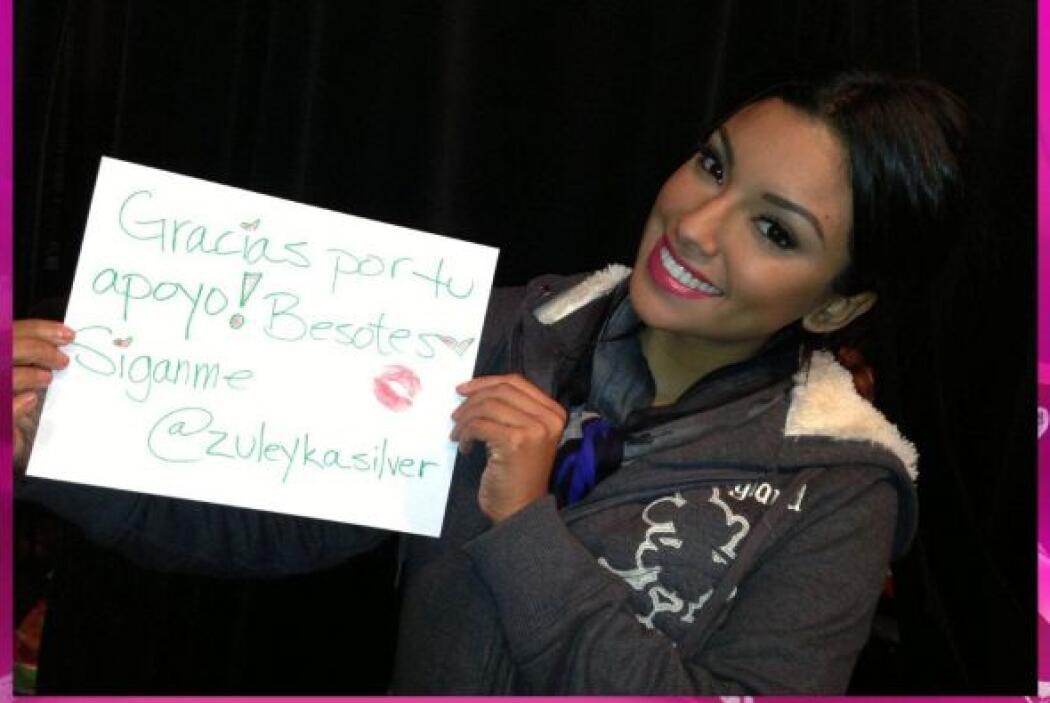 Zuleyka Silver es una actriz por naturaleza que ha ido mejorando las rel...