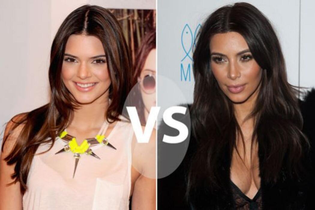 Tensión entre las medias hermanas Kardashian y Jenner y todo por el triu...