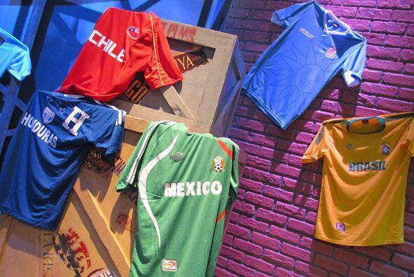 México, Honduras, Uruguay, Brasil, Chile.... ¿cuál es tu equipo favorito?