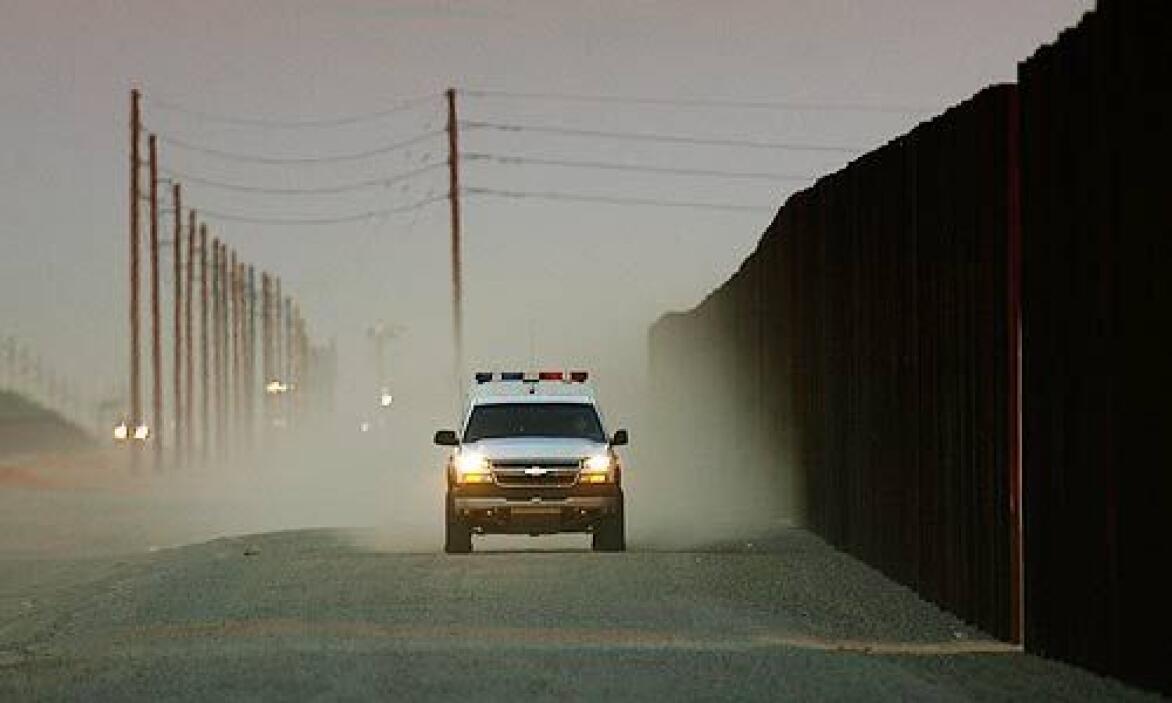 La enmienda agregó $30 mil millones adicionales a la seguridad fronteriz...