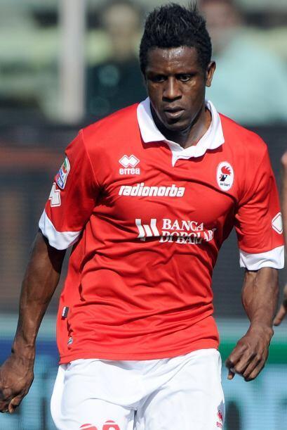 Recientemente Edgar Alvarez llegó al Dynamo de Rumania pero se lesionó...