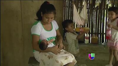 Mujer dio a luz en un jardín en México tras negarle ayuda médica
