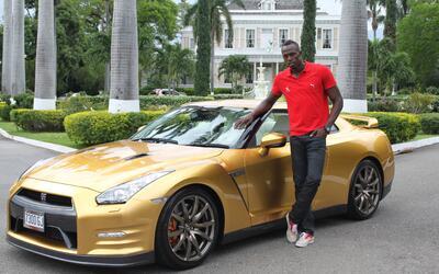 La vida de Usain Bolt está definida por la velocidad. Coniderado...